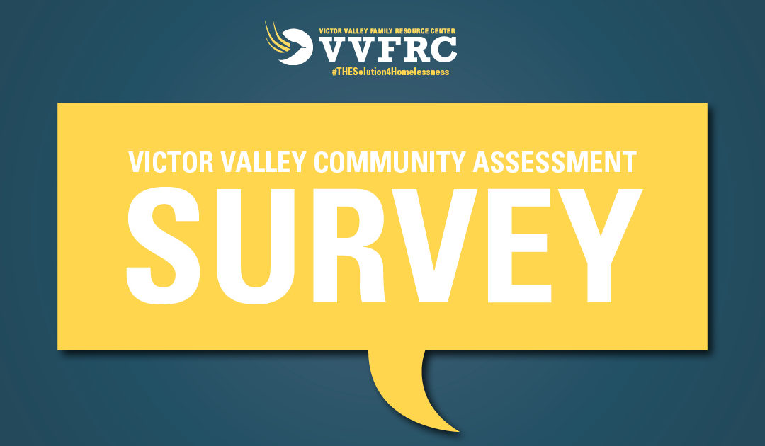 City of Victorville Launches Community Needs Assessment Survey