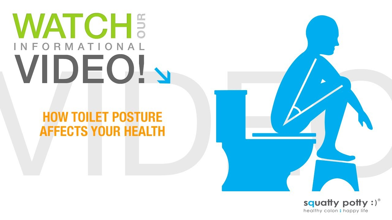 Changing Your Toilet Position Could Lead The Way To